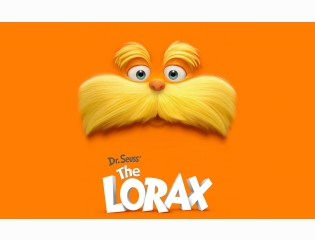 Dr Seuss The Lorax Wallpapers