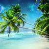 dream beach,nature landscape Wallpapers, nature landscape Wallpaper for Desktop, PC, Laptop. nature landscape Wallpapers HD Wallpapers, High Definition Quality Wallpapers of nature landscape Wallpapers.