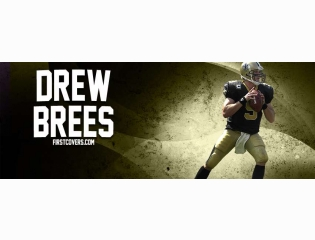 Drew Brees Cover