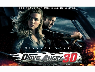 Drive Angry 3d Movie Wallpapers