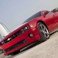 Dubai Chevrolet Camaro Ss Wallpaper