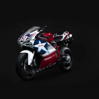 Ducati 848 Bike Wallpapers