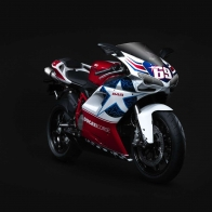 Ducati 848 Sports Bike Wallpapers