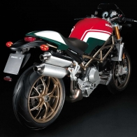 Ducati Monster Cool Motorcycle