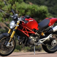 Ducati Monster Red