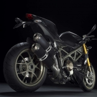 Ducati Streetfighter Rear Wallpapers