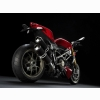 Ducati Streetfighter Red Rear Wallpapers