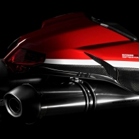 Ducati Superbike 1198 R Corse Rear Wallpaper
