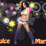 Dulce Maria2 Wallpaper