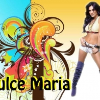 Dulce Maria4 Wallpaper Wallpapers