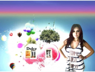 Dulce Maria47 Wallpaper