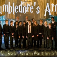 Dumbledores Army Wallpaper
