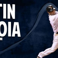 Dustin Pedroia Cover