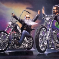 Easy Rider Wallpaper