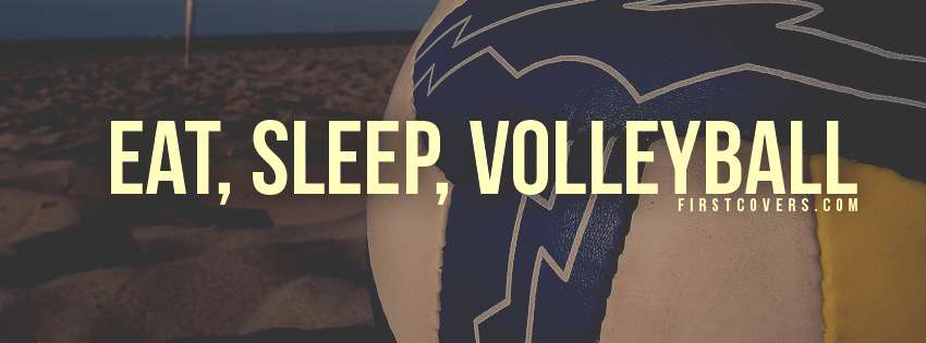 Eat Sleep Volleyball Cover : Hd Wallpapers