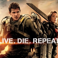 Edge Of Tomorrow 2014 Movie