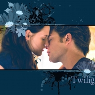 Edward And Bella Kissing Wallpaper