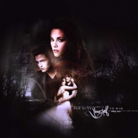 Edward And Bella New Moon Wallpaper