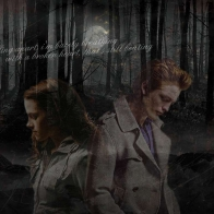 Edward And Bella3 Wallpaper