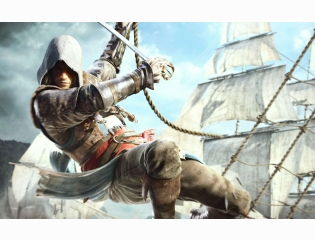 Edward Kenway In Assassin 039 S Creed 4