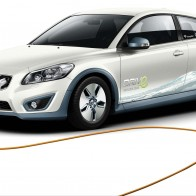 Electric Volvo C30 2 Hd Wallpapers