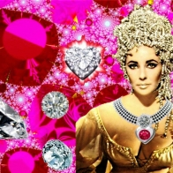 Elizabeth Taylor Wallpaper Wallpapers