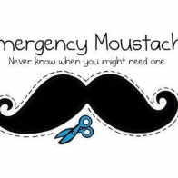 Emergency Moustache Cover