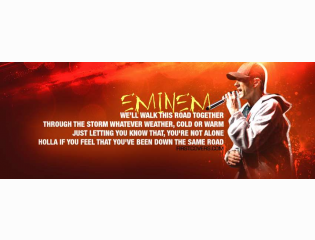 Eminem Not Afriad Cover
