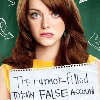 Emma Stone Easy A Movie Wallpapers
