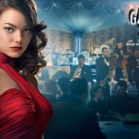 Emma Stone In Gangster Squad Wallpapers