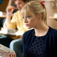 Emma Stone : The Amazing Spider