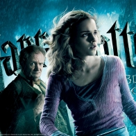 Emma Watson In Hp6 Wallpapers