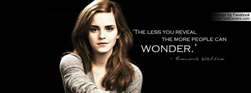 Emma Watson Tumblr Quotes I cut all my hair by Emma