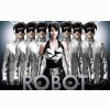 Endhiran Robot Movie Wallpapers