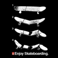 Enjoy Skateboarding Cover