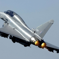 Eurofighter Typhoon Wallpaper 03