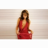 Eva Mendes Lady In Red Wallpapers