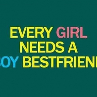Every Girl Needs A Boy Bestfriend Cover