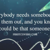Download everybody needs somebody cover, everybody needs somebody cover  Wallpaper download for Desktop, PC, Laptop. everybody needs somebody cover HD Wallpapers, High Definition Quality Wallpapers of everybody needs somebody cover.