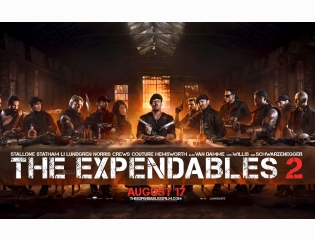 Expendables 2 The Last Supper Hd Wallpapers