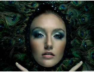 Eyes Makeup Hd Wallpaper 22