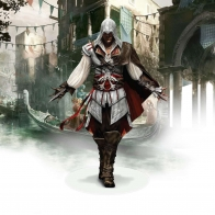 Ezio Auditore Da Firenze In Assassin 039 S Creed 2
