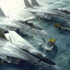 Download f 14 tomcats on hangar deck wallpaper, f 14 tomcats on hangar deck wallpaper  Wallpaper download for Desktop, PC, Laptop. f 14 tomcats on hangar deck wallpaper HD Wallpapers, High Definition Quality Wallpapers of f 14 tomcats on hangar deck wallpaper.