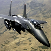 F 15 Eagle Jet Fighter