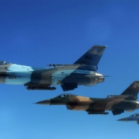 F 16 64th Aggressor Squadron Wallpaper