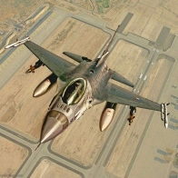 F 16 Deutch Air Force Wallpaper