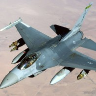 F 16 Fighting Falcon Air Base Iraq Wallpapers