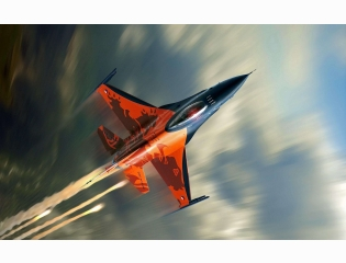 F 16 Fighting Falcon Fighter Aircraft Wallpapers