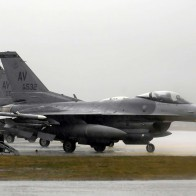 F 16 Fighting Falcons Operation Iraqi Freedom Wallpapers