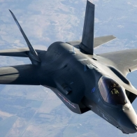 F 35 Lightning Wallpaper